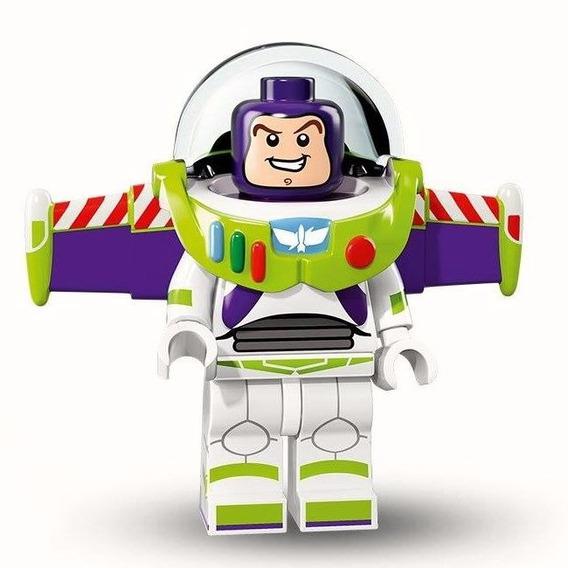Boneco Bloco De Montar Toy Story Buzz Lightyear
