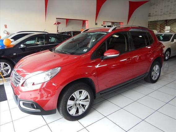 Peugeot 2008 1.6 16v Flex Allure 4p Automático 2017