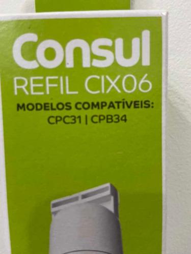 Elemento Filtrante Purificador Consul - Cod W10901034 - 6 M