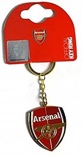 Arsenal Llavero Con Escudo