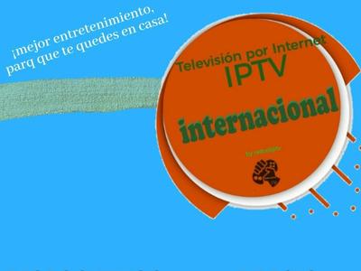 Iptv Internacional Paneles Para Revendedores
