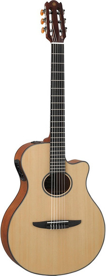 Guitarra Electroacústica Yamaha Ntx500 Nt Natural Nueva Gtia
