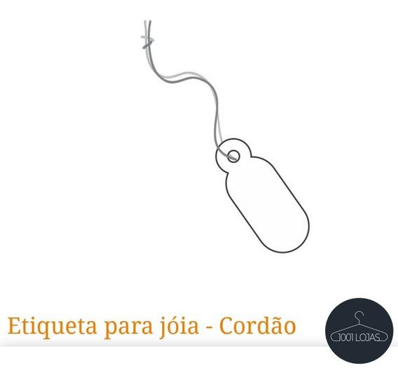 Etiquetas P/ Jóias Bijuterias Cordão Pct 3000 (ebl7)