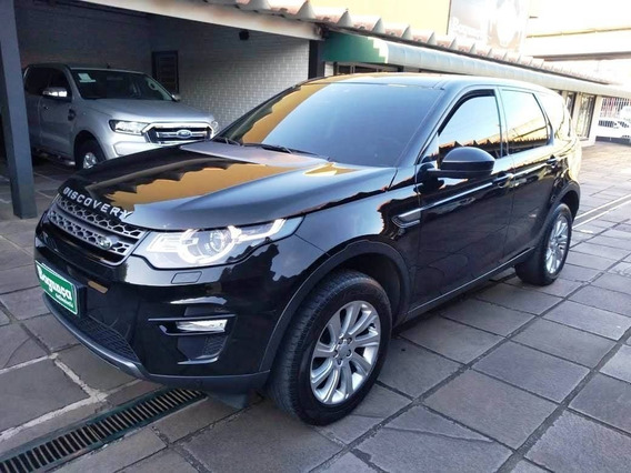 Land Rover Discovery Sport 2.0 Td4 4wd