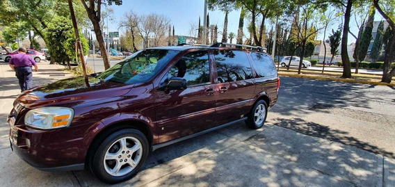 Chevrolet Uplander C Extendida Aac Rines Dvd At 2008