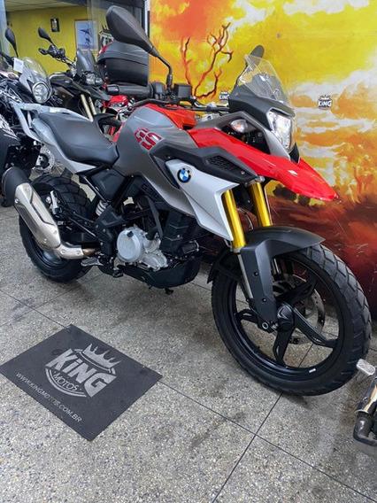 Bmw G 310 Gs 2019 Vermelha - King Motos