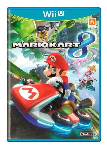 Mario Kart 8 Wii U Mídia Física Pronta Entrega