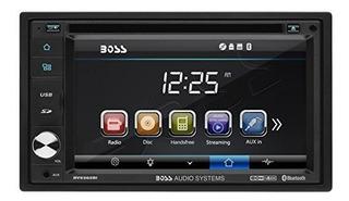 Car Stereo Boss Audio Bv9362bi Doble Din Radio Carro U S A