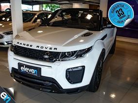 Range Rover Evoque 2.0 Hse Dynamic Conversivel 4wd 16v 2017