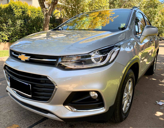 Chevrolet Tracker 1.8 Ltz 2019 Manual Unica Dueña San Isidr