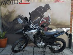 Honda Xre 300 Negra 2018