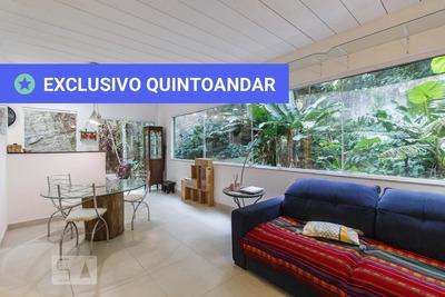 Casa Mobiliada Com 1 Dormitório E 5 Garagens - Id: 892915047 - 215047