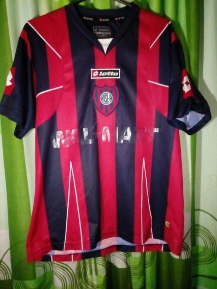 Camiseta De San Lorenzo Lotto 2007