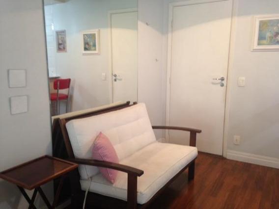 Apartamento Em Perdizes, São Paulo/sp De 42m² 1 Quartos À Venda Por R$ 399.000,00 - Ap136751