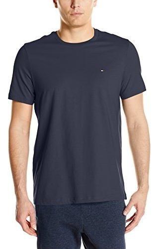 Tommy Hilfiger Denim Camiseta Manga Corta Con Cuello Redondo