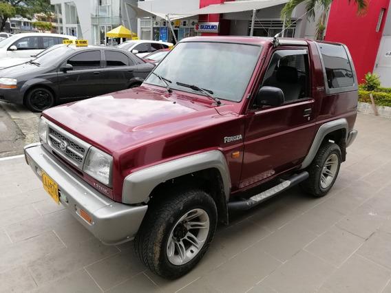 Daihatsu Feroza 1996 4x4 1996