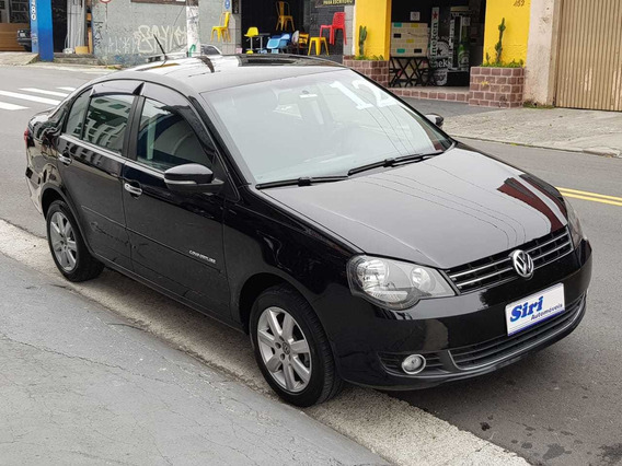 Vw Polo 1.6 Mi Comfortline - 2012 Manual
