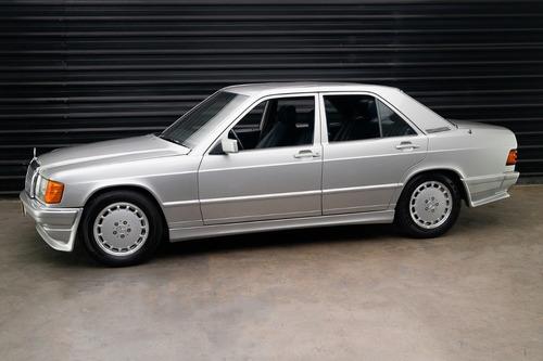 1985 Mercedes-benz 190e