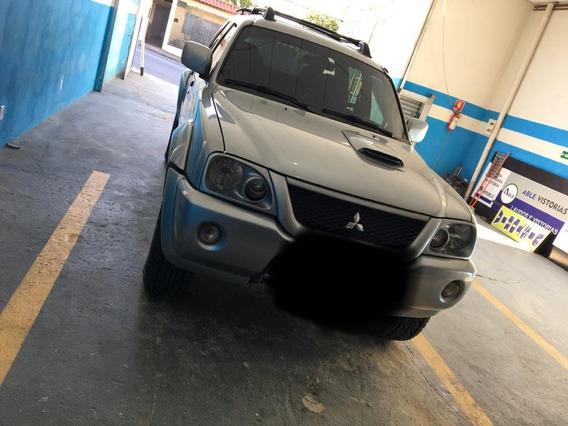 L200 Sport Hpe Cabine Dupla 2006 Automatica A Diesel 4x4