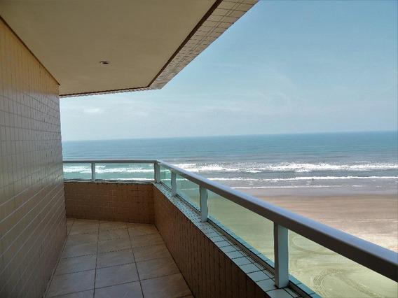 Apartamento Em Maracanã, Praia Grande/sp De 95m² 2 Quartos À Venda Por R$ 390.000,00 - Ap138625
