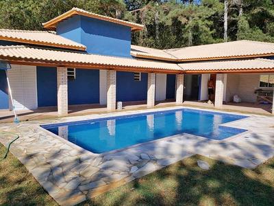 Chácara 1.300 M² - Condomínio Fechado E Segurança - Cód.347