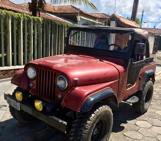 Jeep Ford Willys Cj5