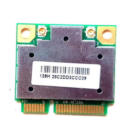 Placa Wireless Wifi Notebook Positivo Stilo Xr2950 Aw-ne139h