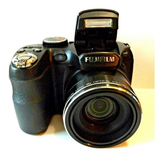 Fujifilm Finepix S2940 Câm Digital 14.0mp Lente 18x 5.0-90mm
