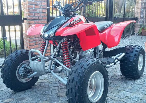 Honda Trx 400 - 1er Dueño - Patentado, Listo Para Transferir