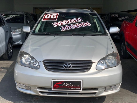 Toyota Fielder 1.8 16v Automatico Completo