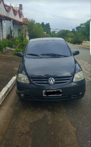 Volkswagen Fox 2007 1.0 Plus Total Flex 5p