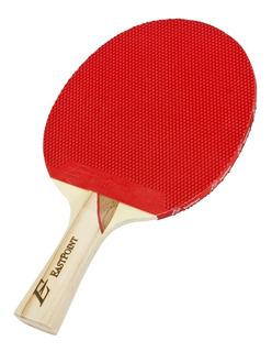 Raqueta Para Ping Pong Tenis De Mesa De Goma Alta Adherencia