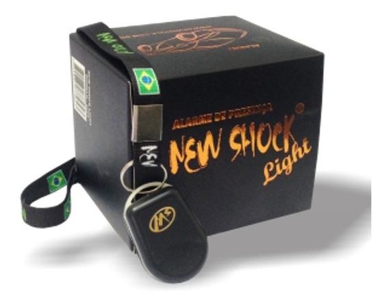 Alarme De Presença P/ Moto E Carro New Shock Modelo - S005