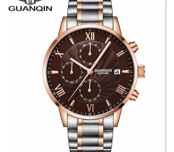 Relógio Guanqin Original Sapphire