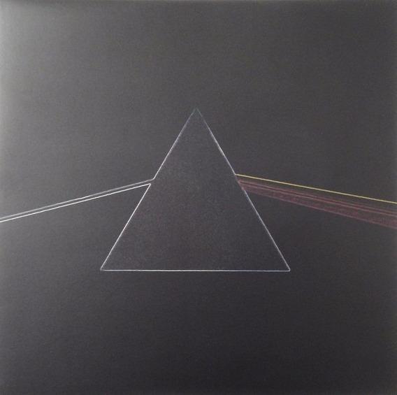 Pink Floyd - The Dark Side Of The Moon (vinilo Japones)