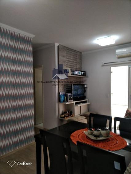 Apartamento A Venda No Bairro Vila Imperial Em São José Do - 2019686-1