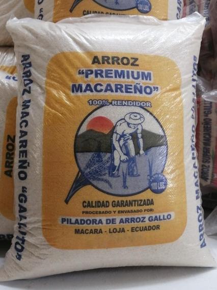 Arroz Macareño Premium Gallito