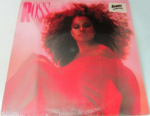 Diana Ross - Ross Importado Canada Nuevo Cerrado  Lp