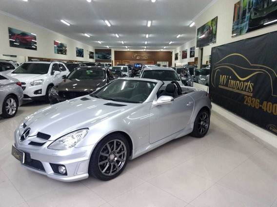 Mercedes-benz Classe Slk 2010 1.8 Kompressor 2p Novissima