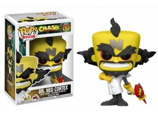 Funko Pop Dr. Neo Cortex 276 Crash Bandicoot Baloo Toys