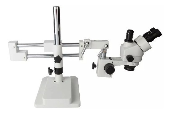 Microscópio Trinocular Kaisi Ks 37045a Stl2
