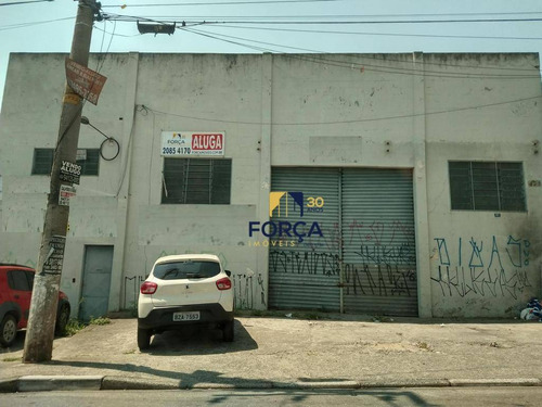 Galpão Para Alugar, 291 M² - Cumbica - Guarulhos/sp - Ga0373