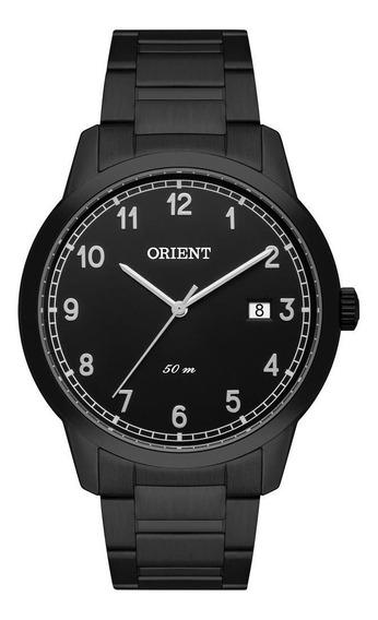 Relógio Orient Masculino Ref: Myss1009 G2gx Social Grafite