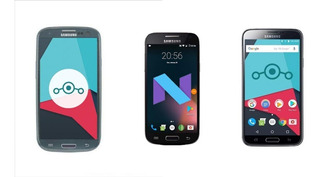 Actualizar Android Samsung Galaxy S, Note, J, A, Etc
