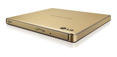 LG Gp65nb60 Unidad Externa Quemador Dvd Portable 8x Gold