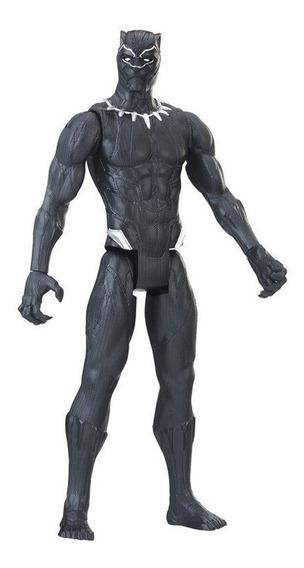 Figura Avengers 30cm Pantera Negra - Hasbro