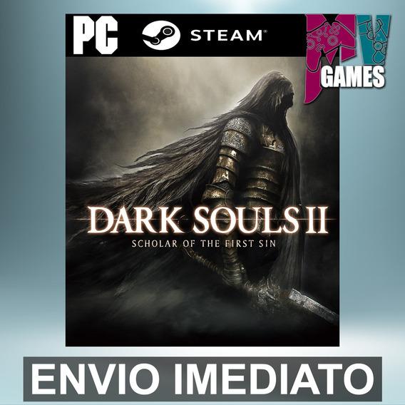 Dark Souls 2 Scholar Of The First Sin - Pc Steam Presente