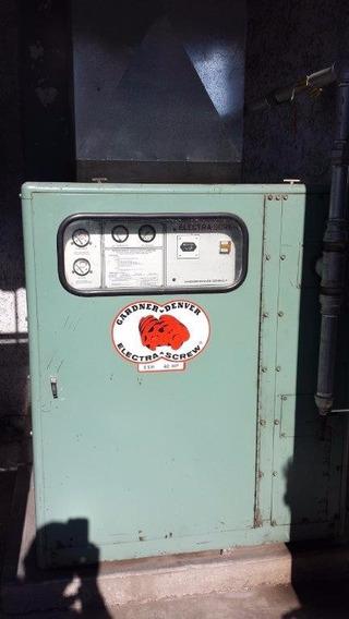 Compresor De Tornillo 40 Hp Gardner Denver