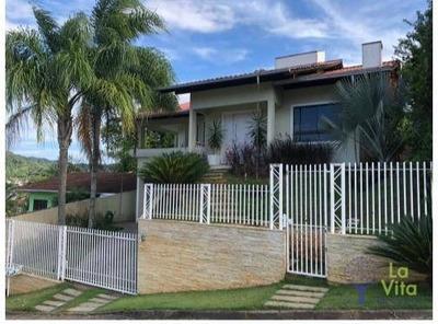 Casa A Venda Com 205m² Sendo 3 Dormitórios Sendo 1 Suite Master Bairro Fortaleza Blumenau Sc - Ca0336