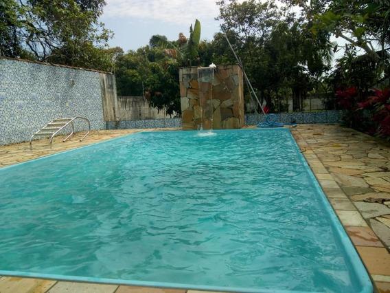 Chácara Em Balneário Gaivota, Itanhaém/sp De 270m² 6 Quartos À Venda Por R$ 450.000,00 - Ch436603